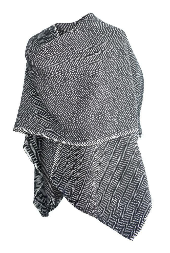 Chal de lana