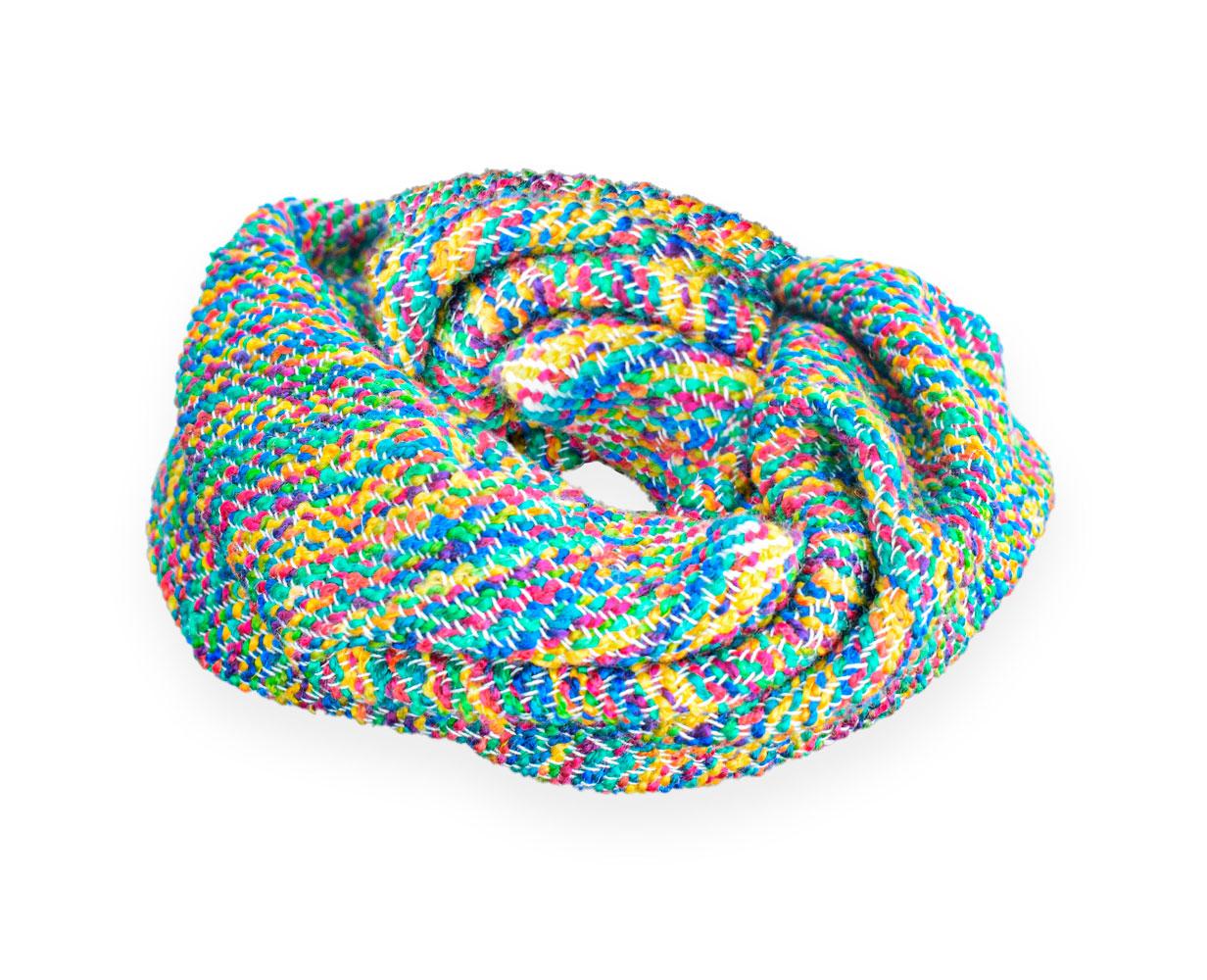 Cuello de lana colores